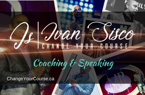 Change Your Course with Ivan Sisco