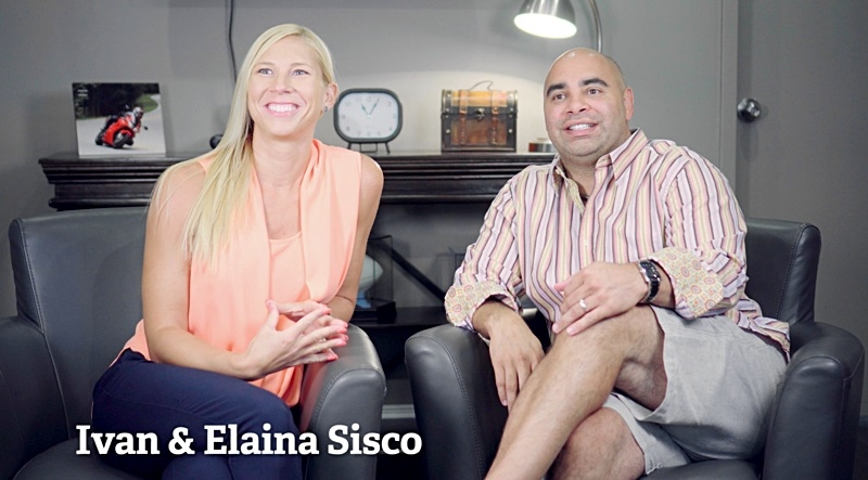 If God Is Love, Why Not Put God First? - Ivan and Elaina Sisco
