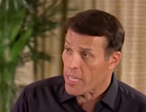 Tony Robbins Speaks About Network Marketing!